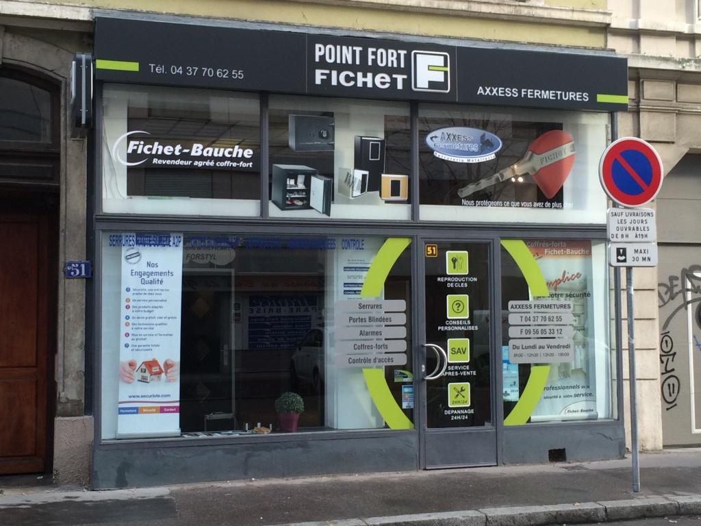 Axxess Fermetures Lyon
