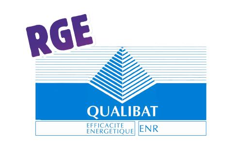 entreprise RGE Qualibat