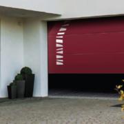 porte de garage motorisée lyon