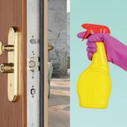 article-54 : Comment entretenir sa porte d'entrée ?